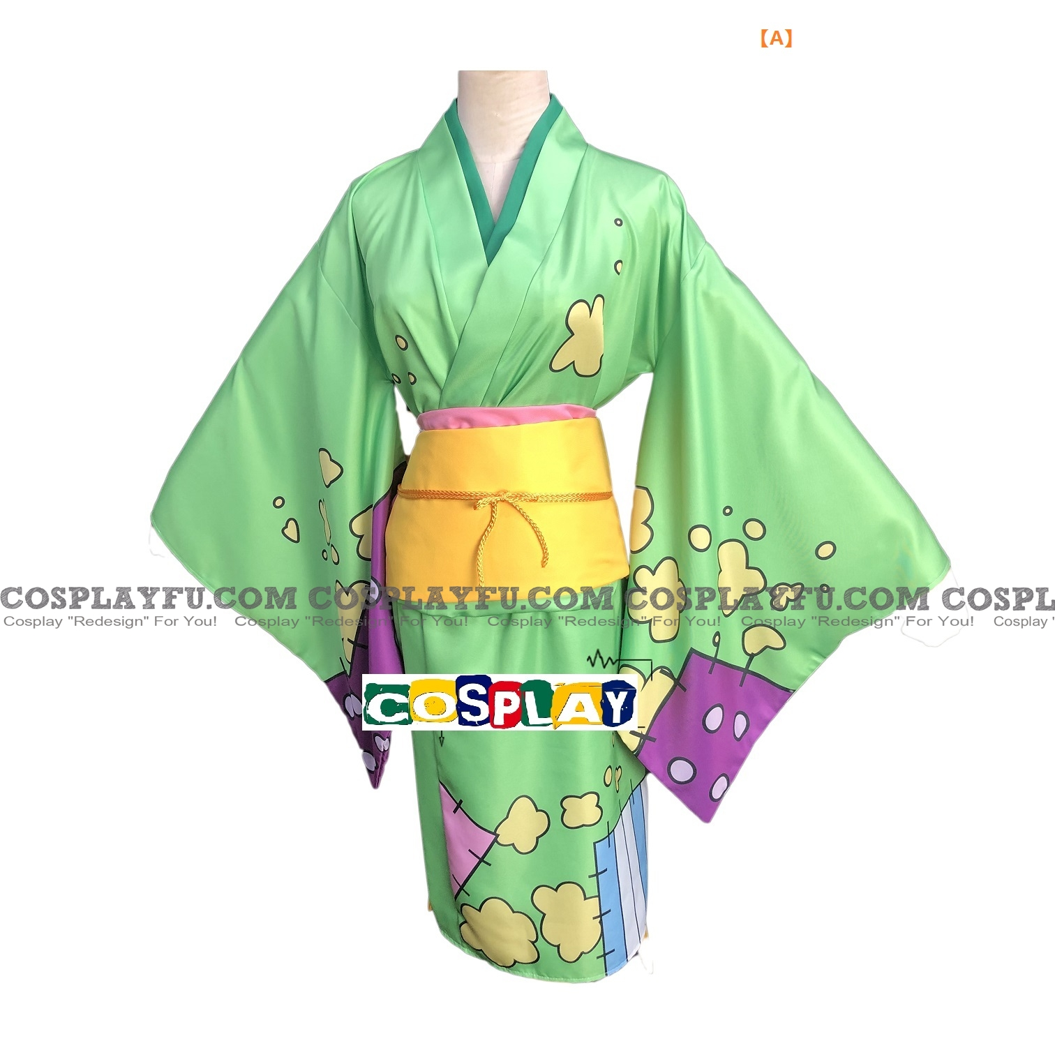 Otama Cosplay Costume from One Piece