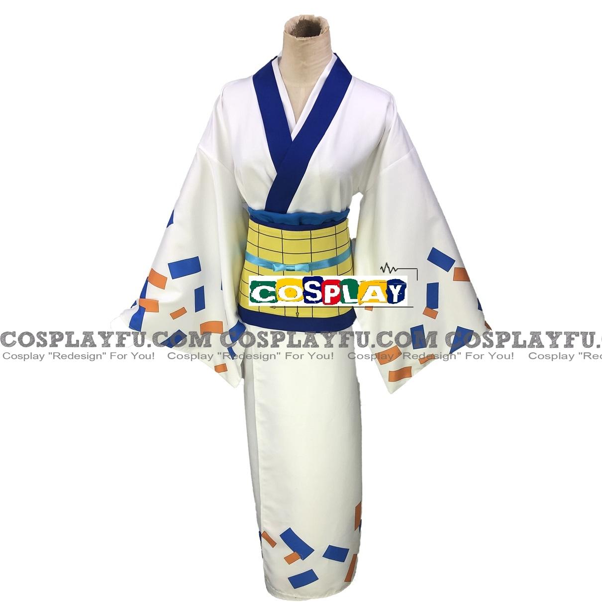 Vivi Cosplay Costume (Kimono) from One Piece