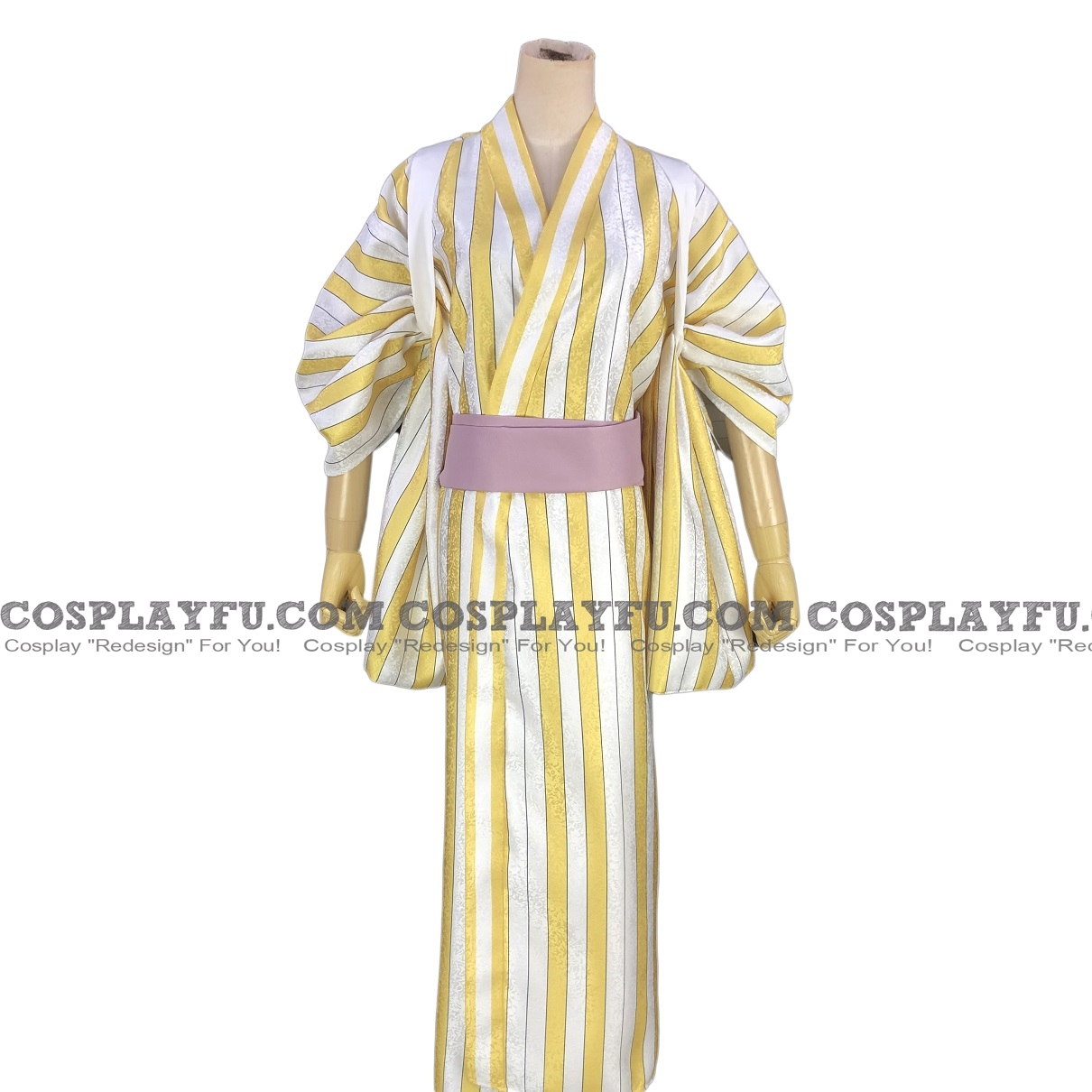 Sanji Cosplay Costume (Kimono) from One Piece