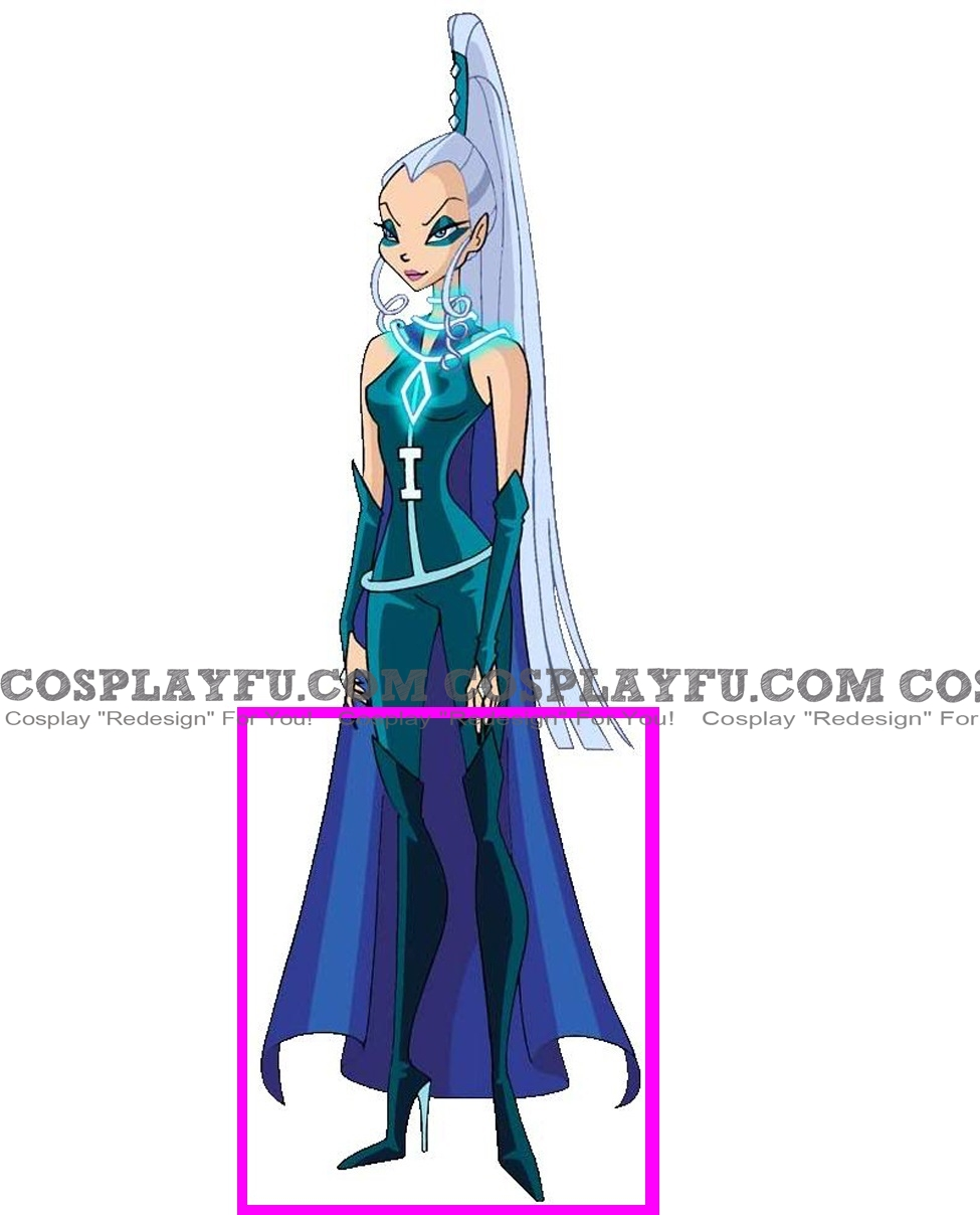 Icy Shoes from Winx Club