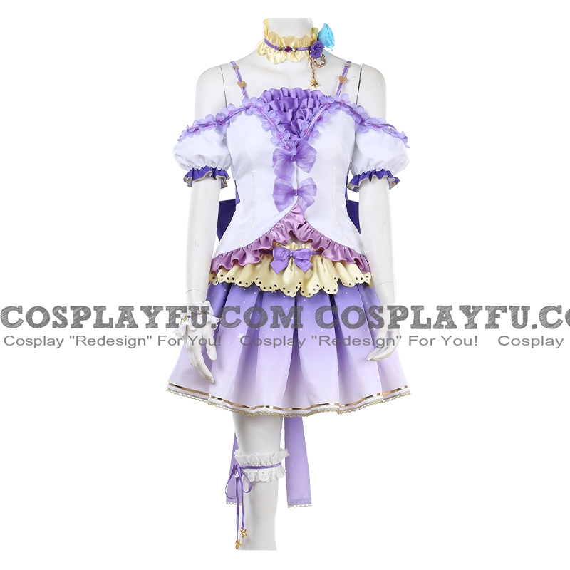 Kanata Cosplay Costume from Love Live