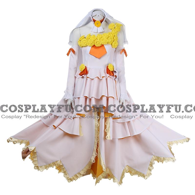 Alice Cosplay Costume from Sword Art Online
