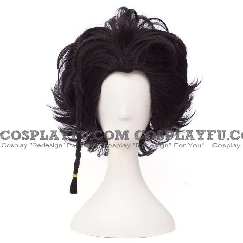 Claude Wig (2nd) from Fire Emblem: Three Houses
