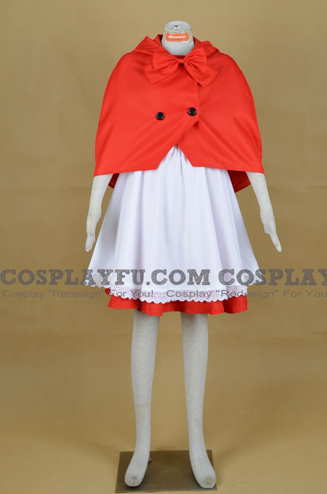 Vocaloid Gumi Costume (Clap Hip Cherry)