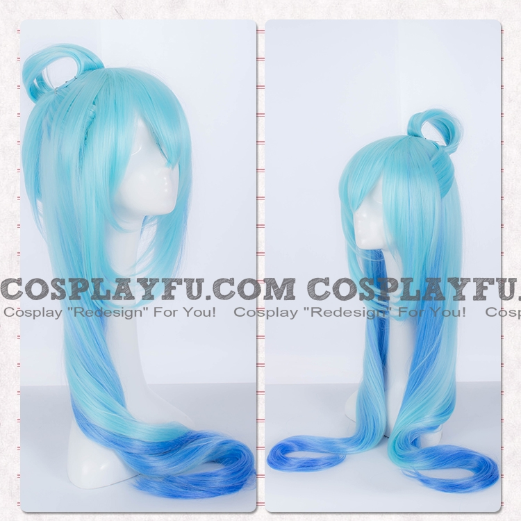 Aqua Wig (2nd) from KonoSuba