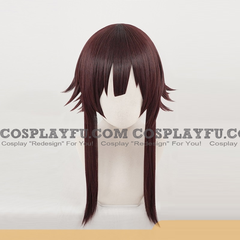 Megumin Wig from KonoSuba: God's Blessing on This Wonderful World!