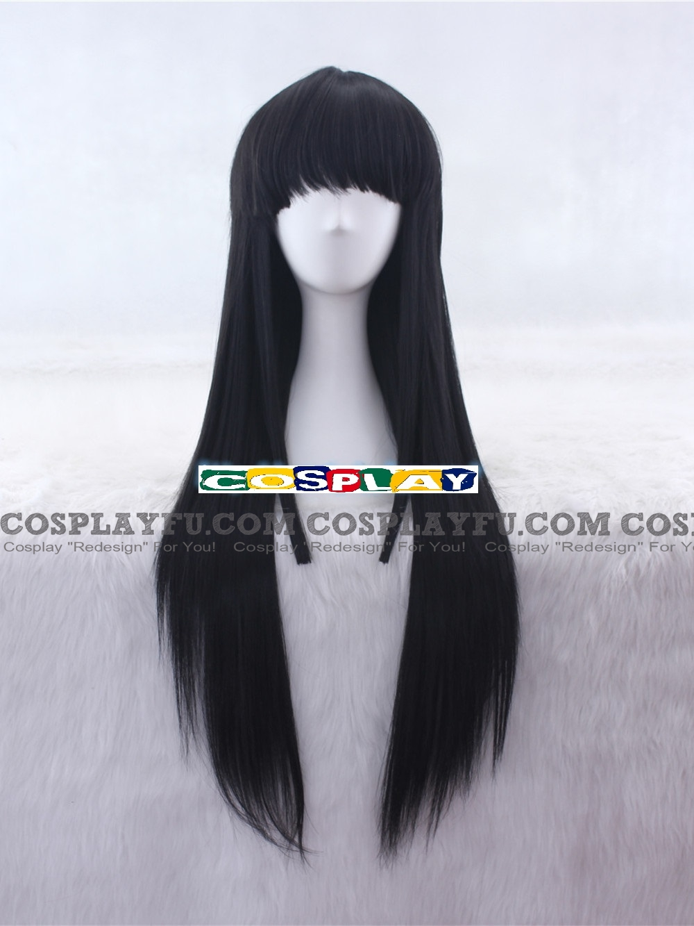 Mai Wig from Dragon Ball