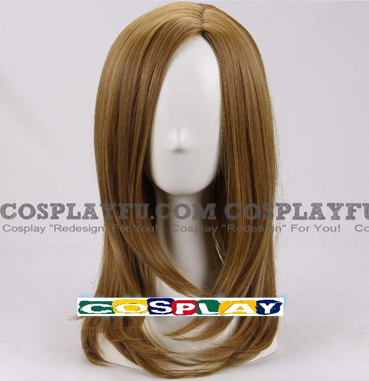Ms. Marvel Wig (2nd) from Captain America