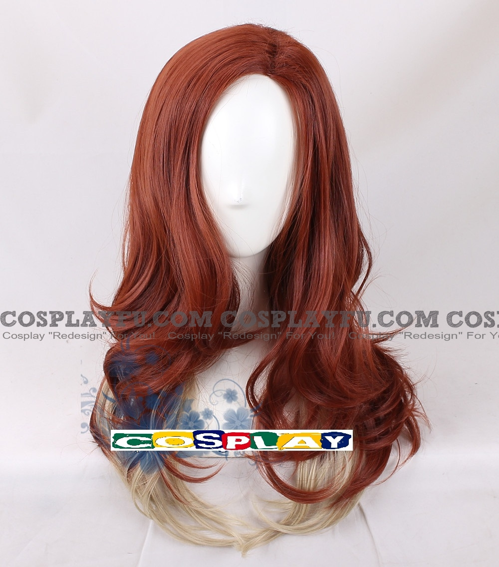 Natasha Wig (The End Game) from The Avengers