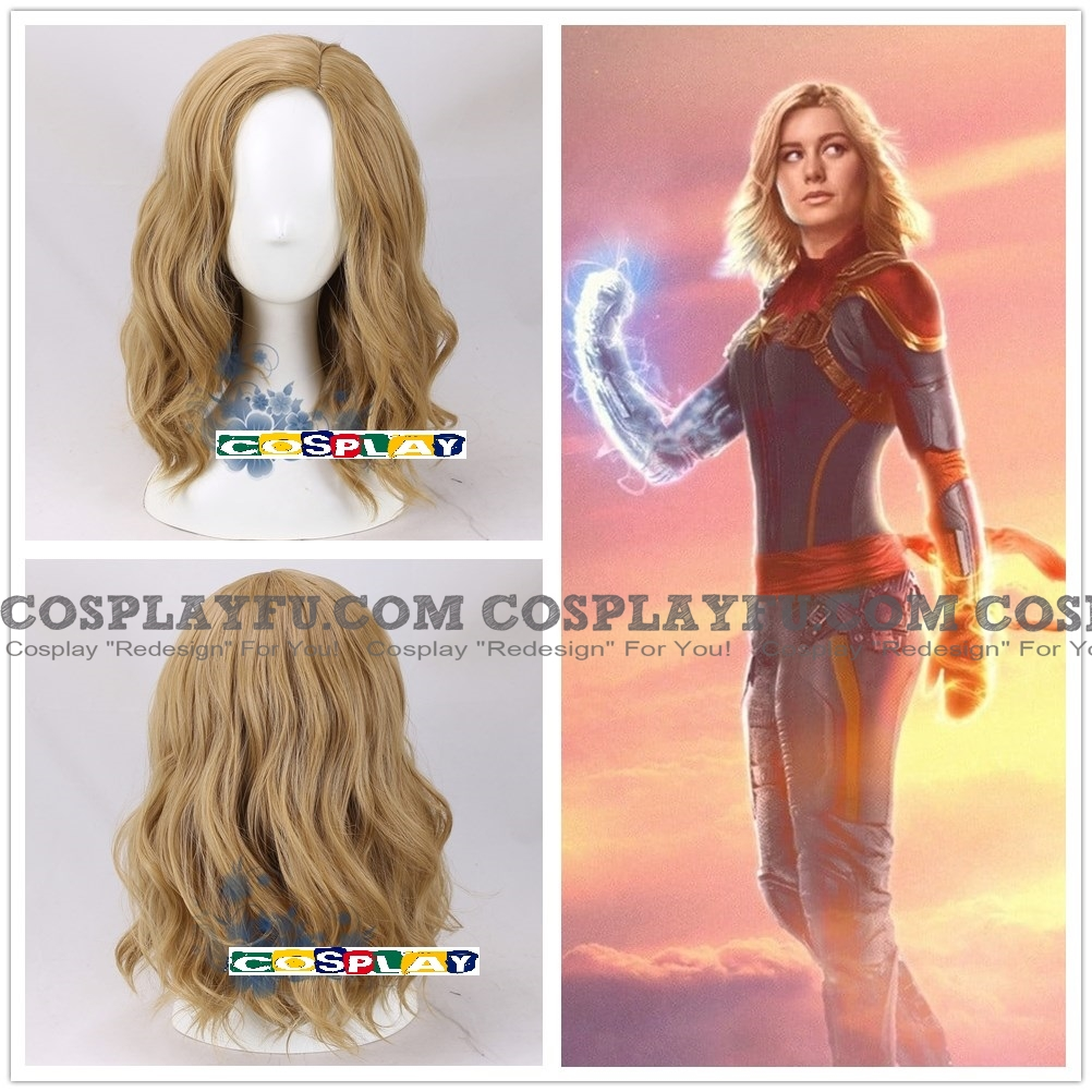 Ms. Marvel Wig (3rd) from Captain America