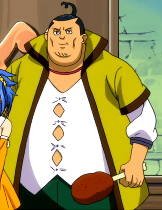 Droy Cosplay Costume from Fairy Tail