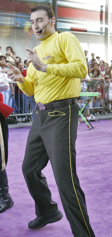 Greg Pants from The Wiggles