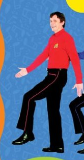 Murray Pants from The Wiggles