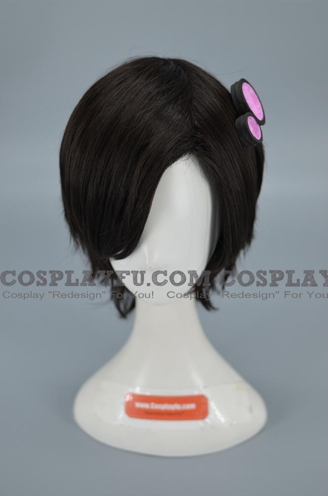 Yukari Hair clip from Vocaloid 3
