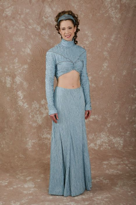 Padme Cosplay Costume (Family Gown) from Star Wars