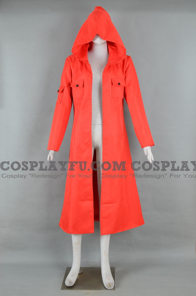 Scrooge Cosplay Costume (coat) from Guilty Crown Lost Christmas