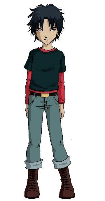 William Cosplay Costume from Code Lyoko