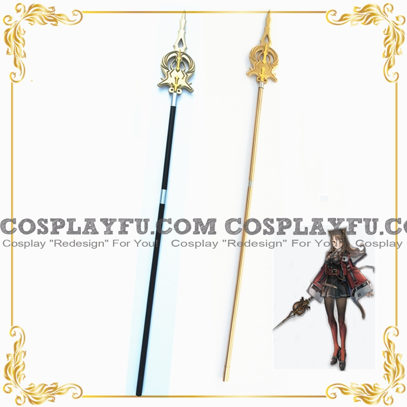 Texas Spear from Arknights