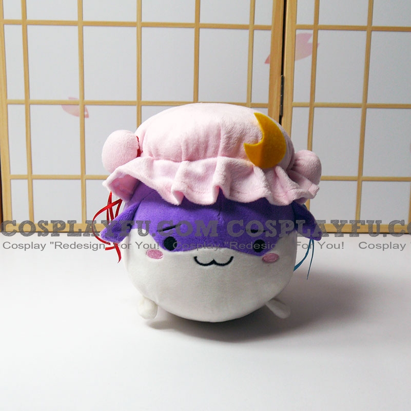 Touhou Project Patchouli Knowledge peluche (2nd)