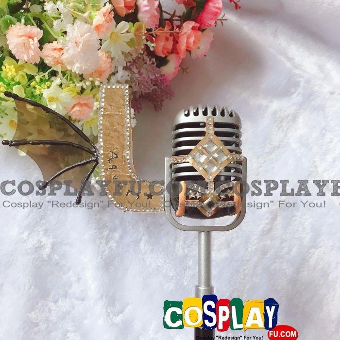 Tsushima Rock Microphone from Love Live! Sunshine!!