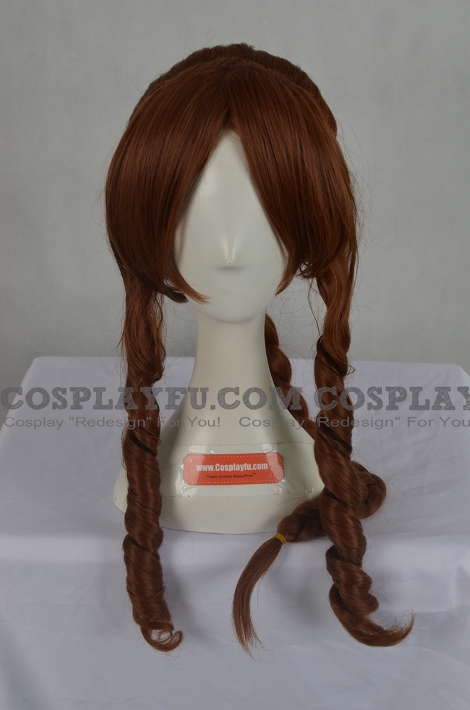 Cinque Wig from from Final Fantasy Type 0