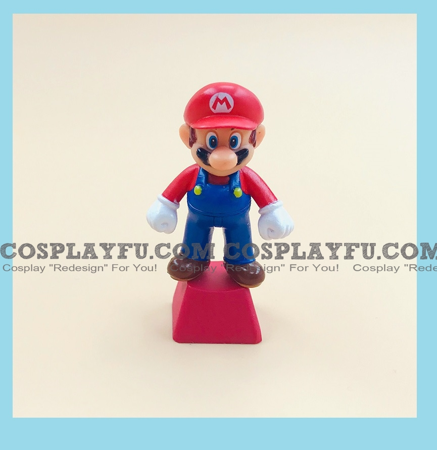 Mario Keycaps (4th) from Super Mario