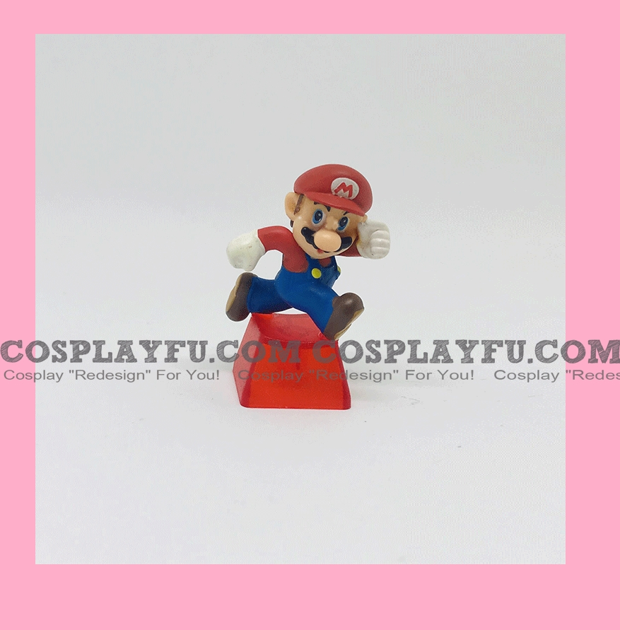 Mario Keycaps (6th) from Super Mario