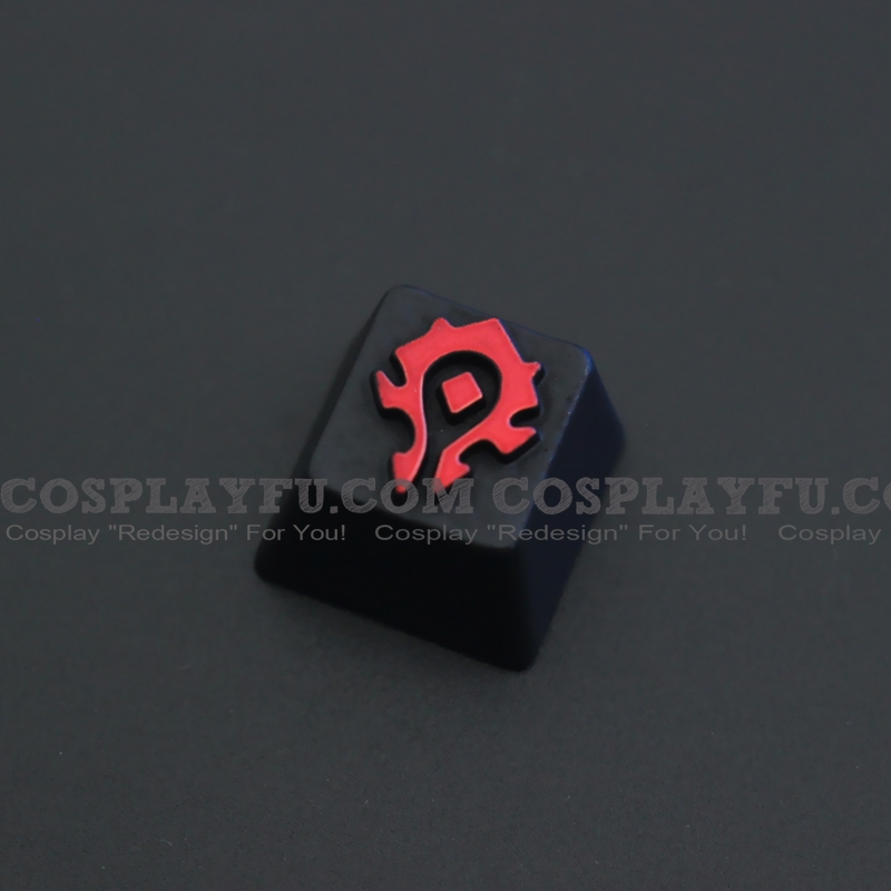WOW Keycaps Cosplay (2nd)