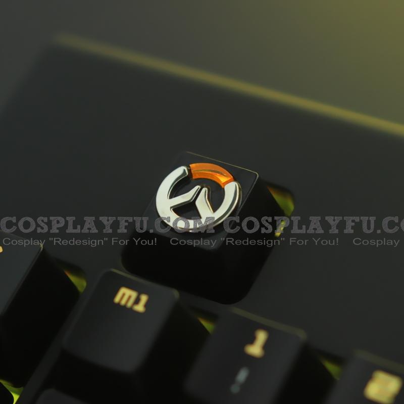 Keycaps Cosplay