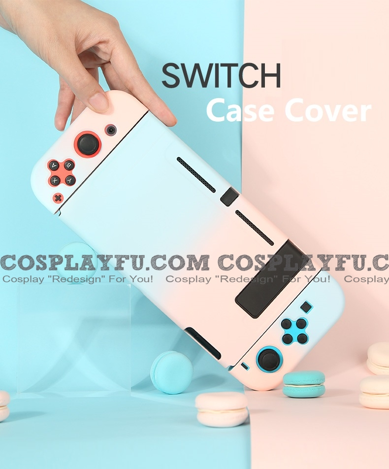 Nintendo Switch Difficile Shell Case Cover Cosplay