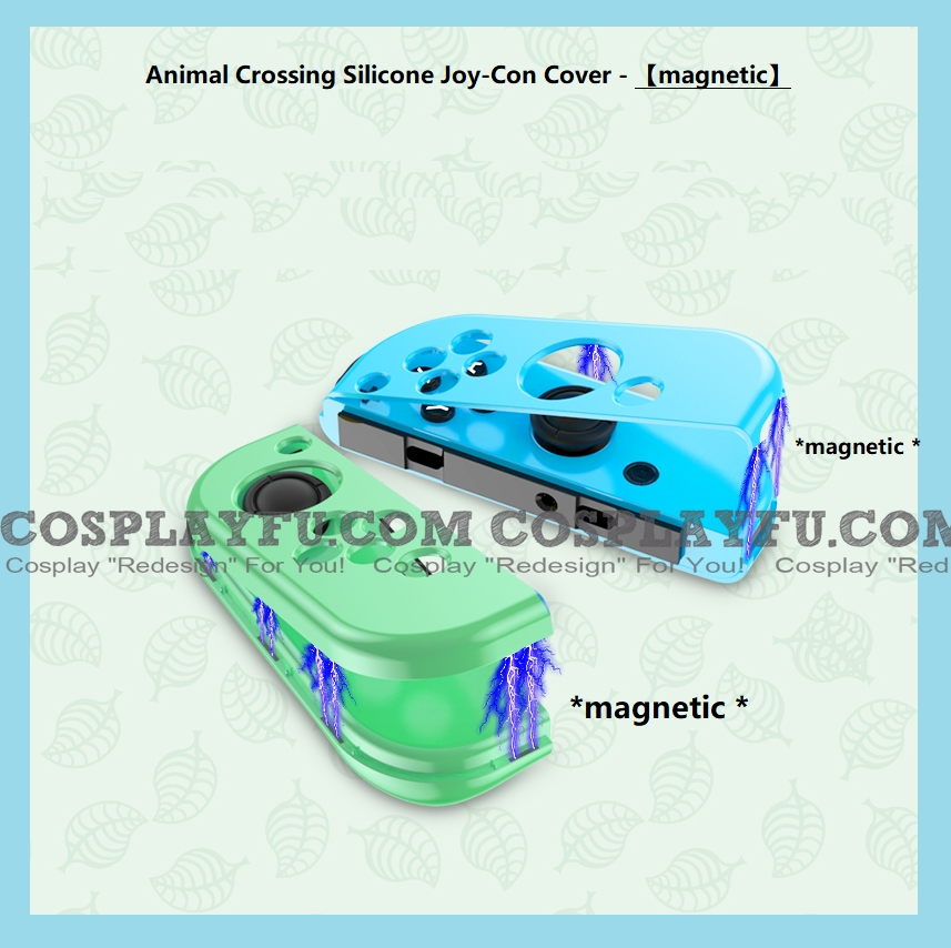 Animal Crossing Joy-Con Cover for Nintendo Switch Cosplay