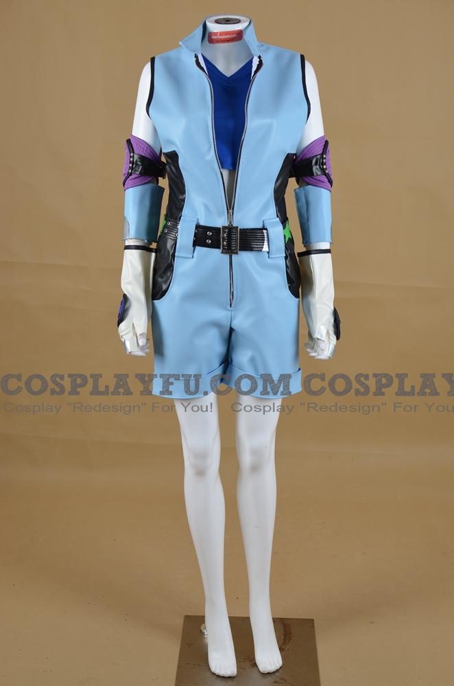 Tekken Asuka Kazama Costume