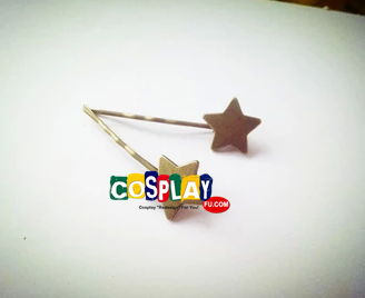 Nozomi Hair Clips from Love Live