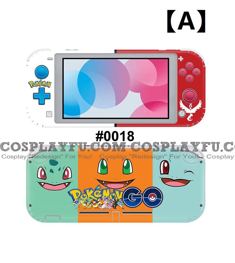 Nintendo Pokemon Switch Lite Decal Lite Skin Sticker (80026)