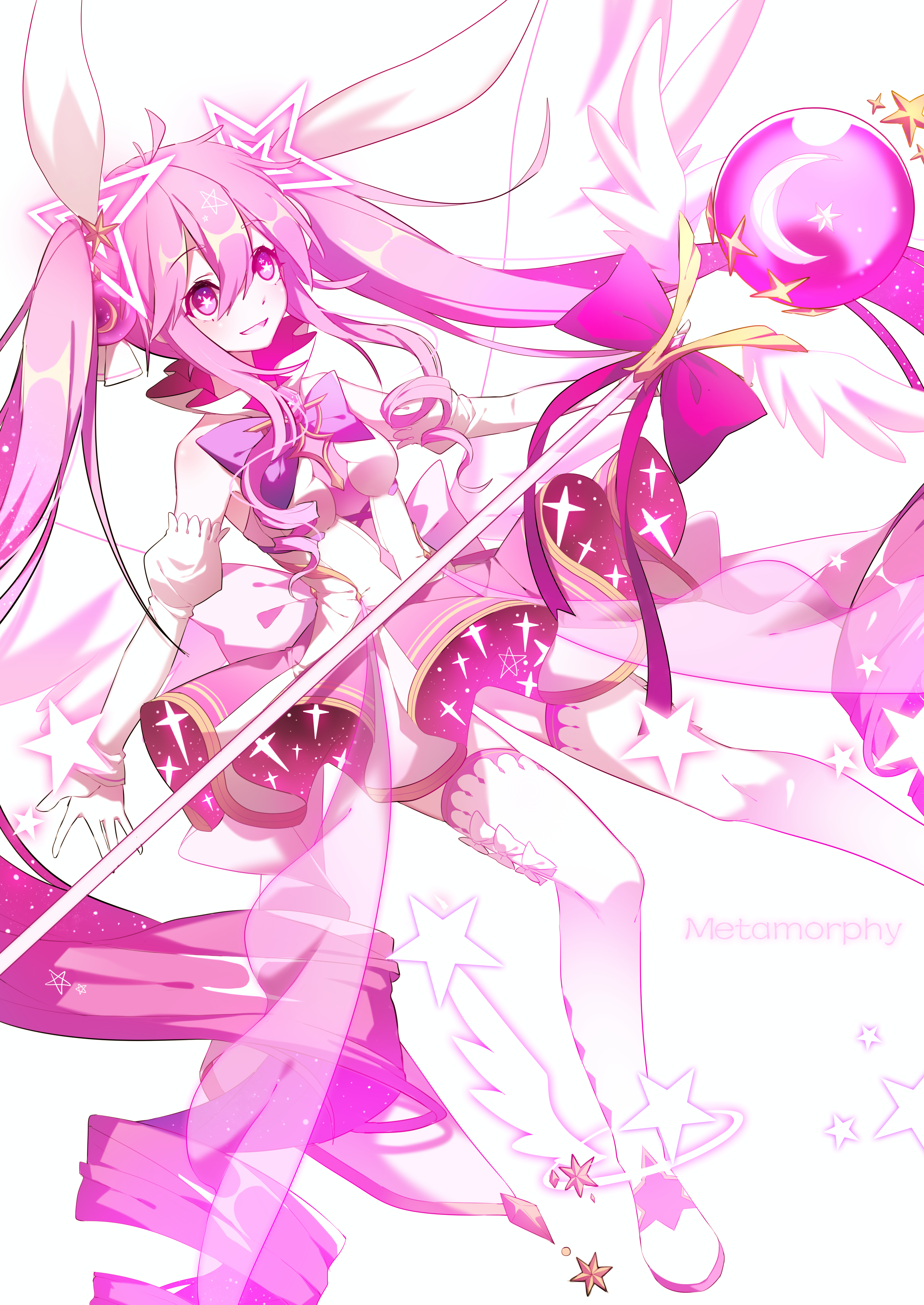 Aisha Cosplay Costume (Magical Girl) from Elsword