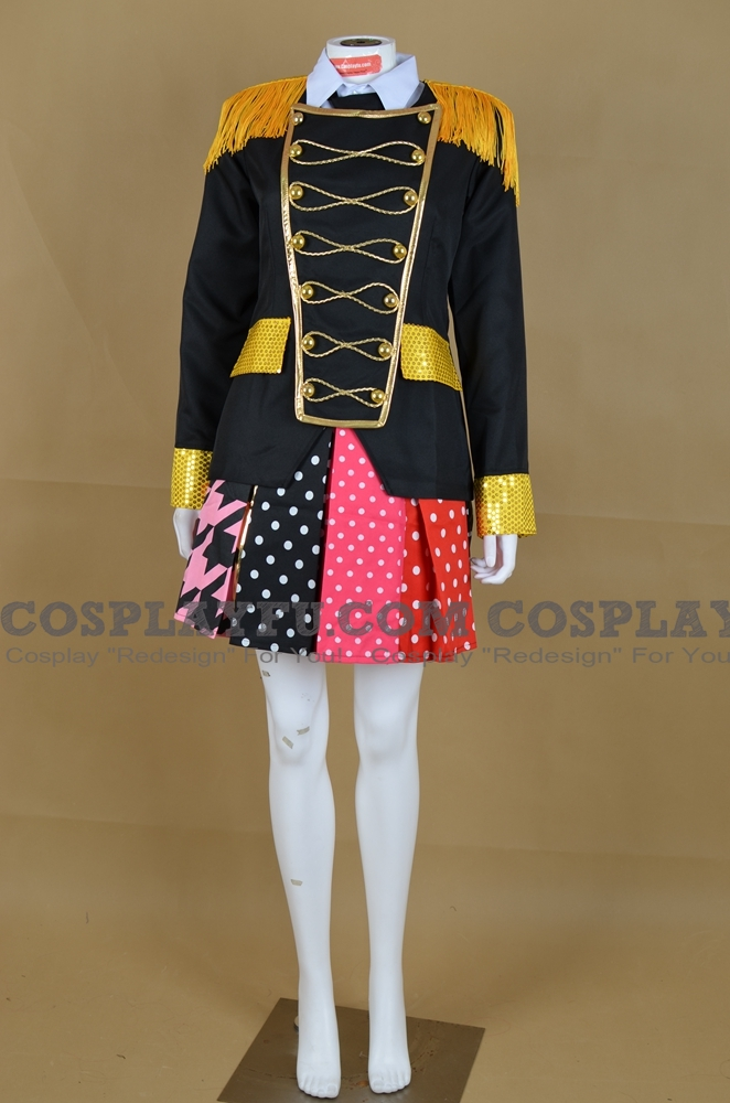 Yuko Cosplay Costume from AKB48