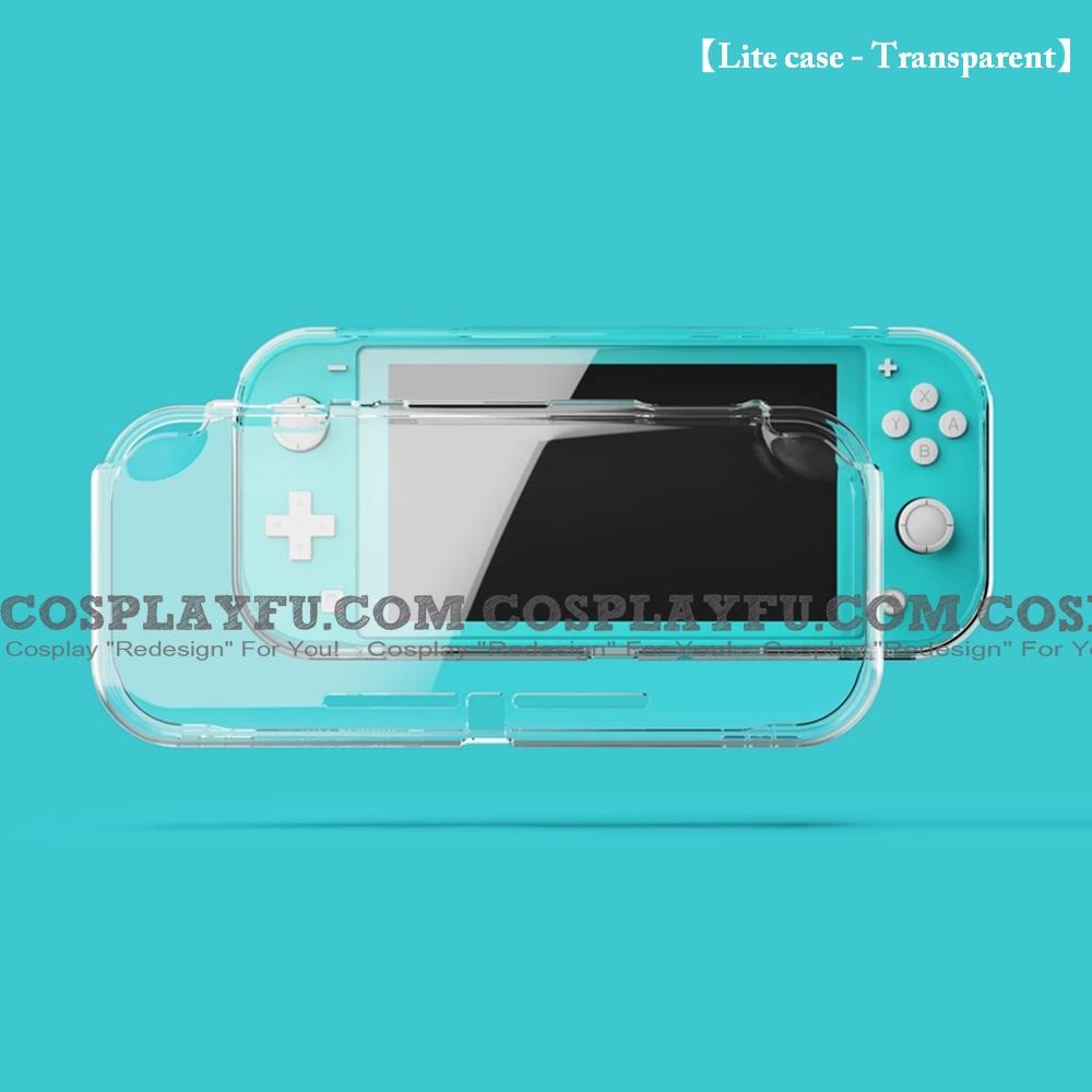 Nintendo Switch Lite Case - Transparent