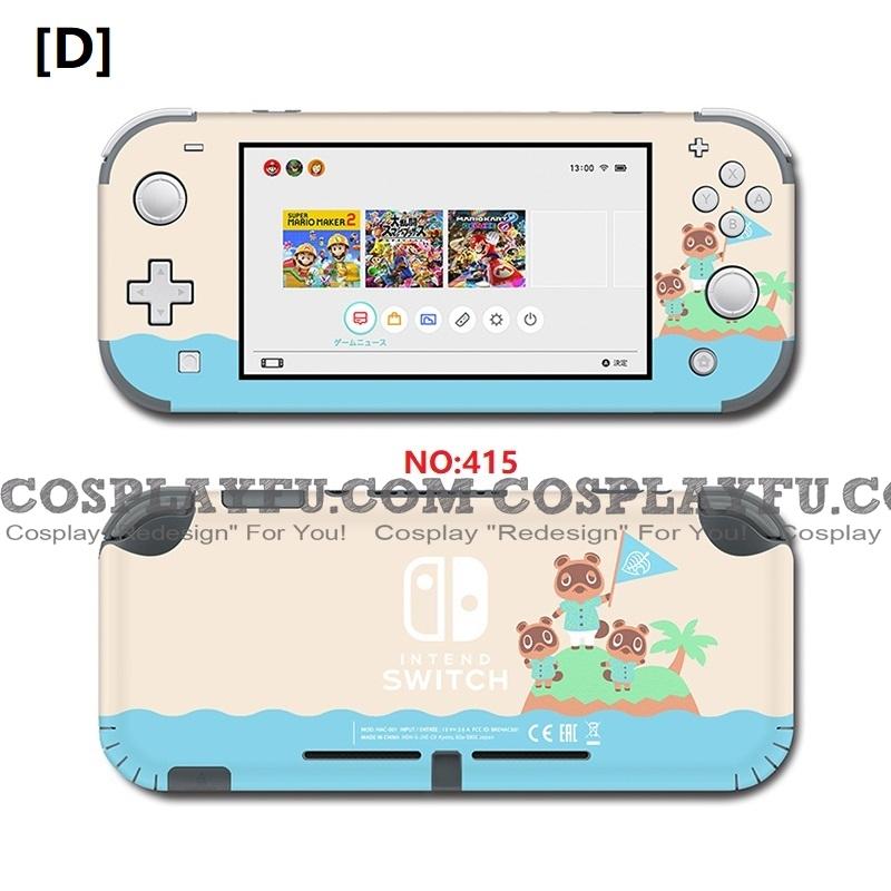 Nintendo Animal Crossing Switch Lite Decal Lite Skin Sticker