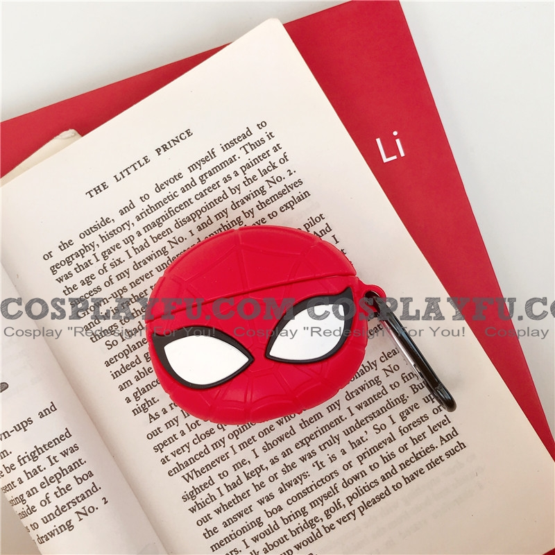 Spider Man Lovely Airpod Case | Silicone Case for Apple AirPods Pro from Spider Man