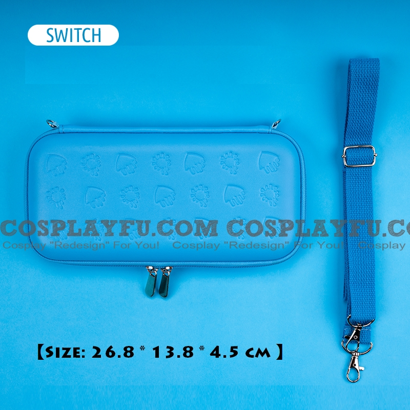 Pure Color Nintendo Switch Carrying Case - 12 Game Cards Holding