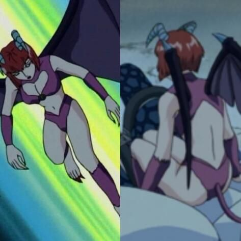 Pixie Cosplay Costume from Monster Rancher