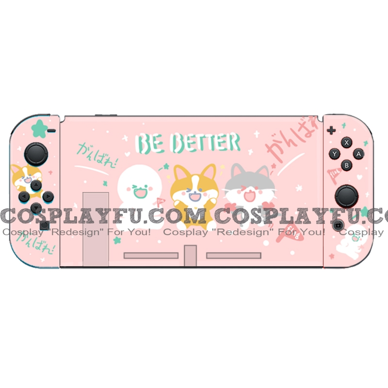 Animal Nintendo Switch Protection Cover -TPU