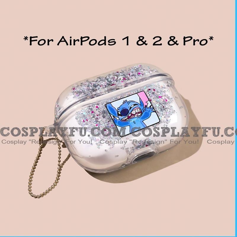 airpods case cute stich