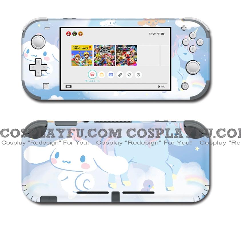Nintendo Switch Lite Decal Lite Skin Sticker (80666)