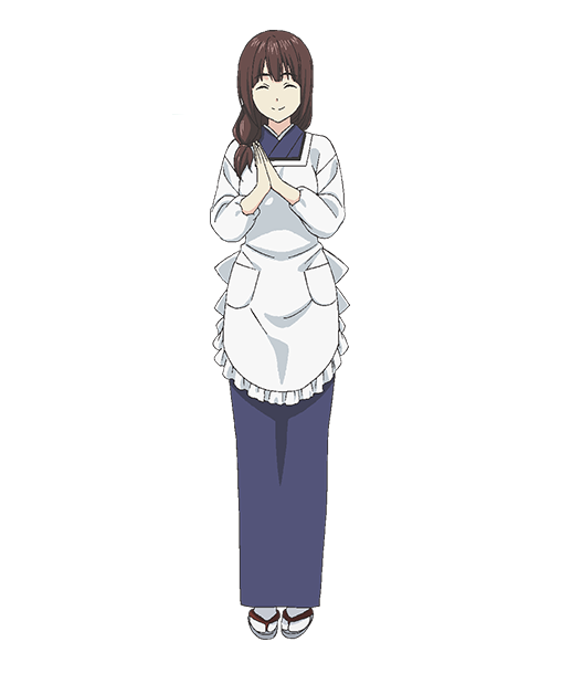 Hinako Inui Cosplay Costume from Shokugeki no Souma: à la Carte