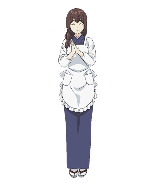 Hinako Inui Cosplay Costume from Shokugeki no Souma: à la Carte