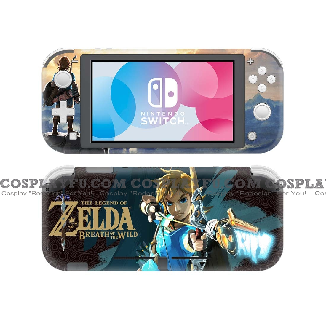 Nintendo Switch Lite Decal Lite Skin Sticker (80738)