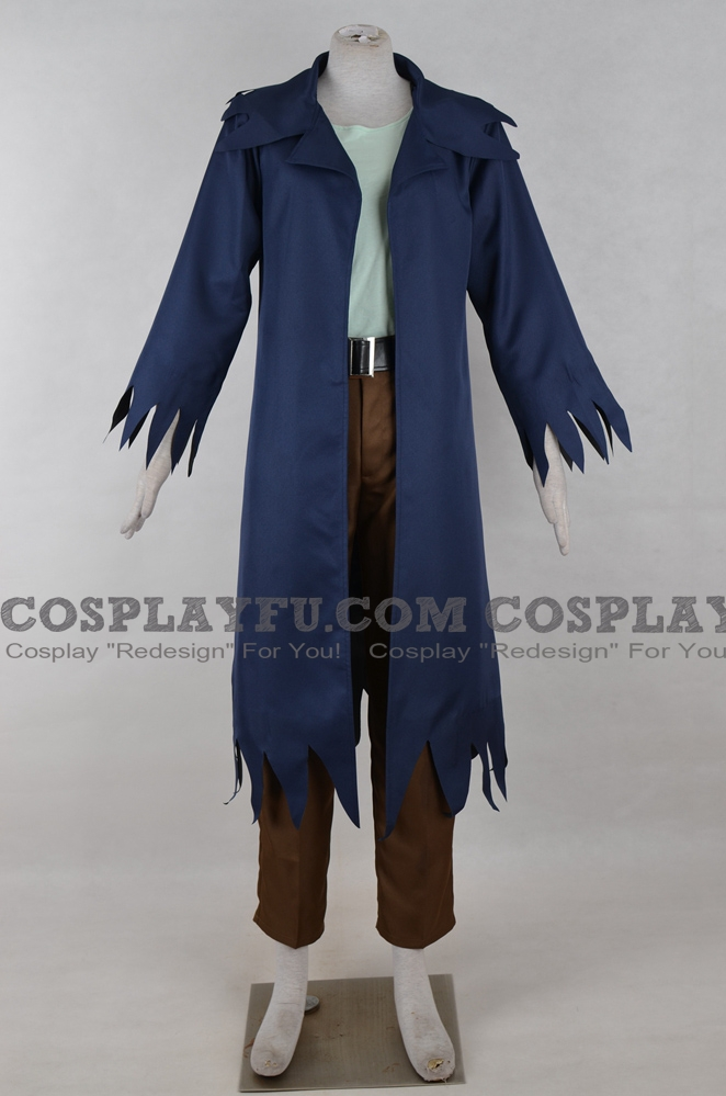 Garry Cosplay Costume from Ib
