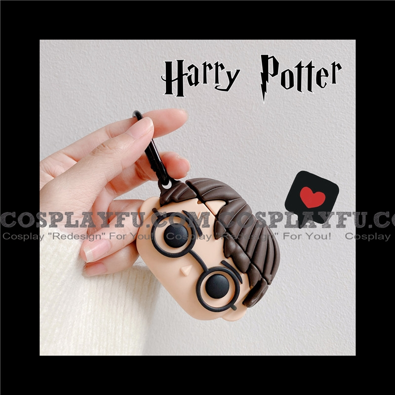 Lovely Harry Potter | Airpod Case | Silicone Case for Apple AirPods 1, 2, Pro (81390)