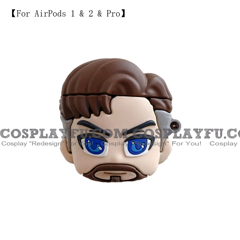 Doctor Strange | Airpod Case | Silicone Case for Apple AirPods 1, 2, Pro (81454)